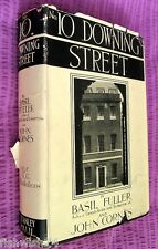 NO. 10 DOWNING STREET Basil Fuller&John Cornes, 1936 1st edition,  rare old book