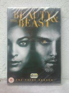 Beauty and the Beast Season 3 SERIES THREE (DVD SET) REGION 1 USA RELEASE