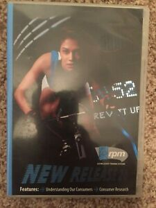 Les Mills RPM 26 CD cycling spinning. No dvd, notes