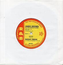 JAMES BROWN     NIGHT TRAIN   /  THINK  UK OUTTASIGHT/R&B   MOD/R&B/NORTHERN