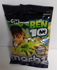 BEN 10 - Marbz Card Game 360 To Collect 2009 Cartoon Network Bandai Ben 10 Toy