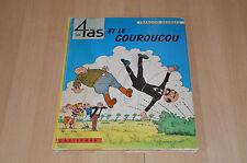 BD Les 4 as et le Couroucou - EO 1966