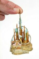 WDCC Disney Enchanted Castles Little Mermaid Triton's Castle ORNAMENT NIB COA