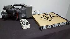 Sony DXC-325 Telemetrics Camera System