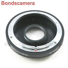 EMF AF confirm ADAPTER FOR Canon FD lens to EOS EF mount 5D III 60D 600D Glass