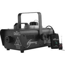 Chauvet H1000 Hurricane 1000 Smoke Fog Machine inc Wireless Remote DJ Disco