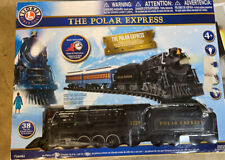 New listing Lionel 711803 The Polar Express Ready to Play Train Set - Black