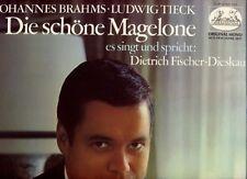 Brahms: Die schöne Magelone   Dietrich Fischer - Dieskau    Jörg Demus   2 LP