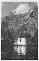 B17105 Kirche St Bartholoma am Konigsee
