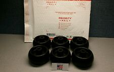 6 Deck Wheels Ferris Simplicity Snapper Pro 1500 REPLACES 1714760 210-043 12060