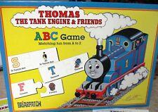 EUC, Thomas the Tank Engine & Friends ABC Matching Game for Preschool Homeschool