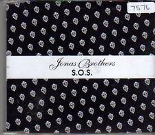 (CF289) Jonas Brothers,  S.O.S - 2008 DJ CD
