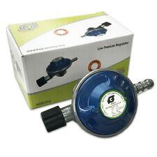 More details for igt screw on butane 716 gas cylinder bottle regulator outlet 28mbar 1kg hr a500i