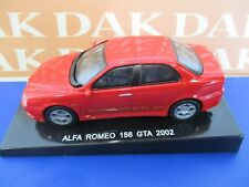 Die cast 1/43 Modellino Auto Alfa Romeo 156 GTA - 2002