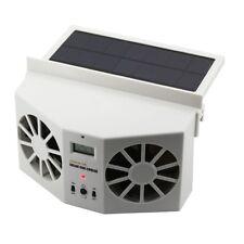 Doppel KFZ Solar Ventilator geeignet für Auto,LKW,Wohnmobil uvm.