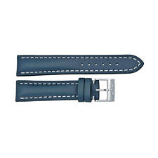 Breitling Leather Strap 20 mm - Blue-AU BT113X-A18BA.1