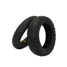 """10"""" x 2.5"""" Tire & Inner Tube Rubber Tyre Wheel Set Non-Slip for Electic Scooters"""