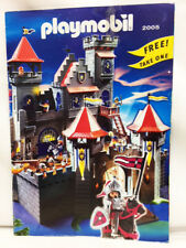 NEW Playmobil 2005 German TOYS USA FULL Color CATALOG