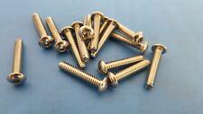 10-24 x 1 Button Head Socket Cap Screws Allen Hex Stainless Steel 18-8 Machine