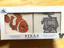 PIXAR Animation Canvas Artwork Set 12 LE300 D23 Expo 2017 Disney Toy Story WallE
