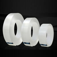 3/5M Waterproof Double Sided Tape Nano Transparent Residue-Free Super Tape Roll