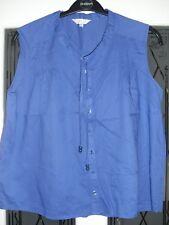 Ladies Lakeland Cotone Blusa Taglia 14