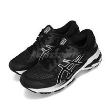 Asics Gel-Kayano 26 Black White Women Running Training Shoe Sneaker 1012A457-001