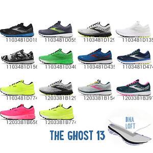 Brooks Ghost 13 Medium Men D / Women B Neutral Cushion Road Running Shoes Pick 1