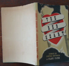 The Red Heart - Stories of Central Australia by Frank Clune - 1944, 1st Edition