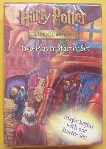 Harry Potter Trading Card Game TCG Two-Player Starter Set Deck WOTC New Sealed