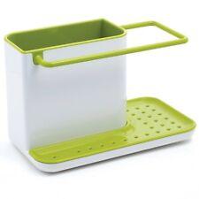 JOSEPH JOSEPH 85021 CADDY SINK ORGANISER - WHITE / GREEN - NEW BOXED