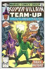 (1980) SUPER-VILLAIN TEAM-UP #17 RED SKULL! HATE MONGER! COSMIC CUBE! 7.5 / VF-
