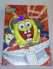 SpongeBob SquarePants - compete Season 4, Vol. 1 2006 by Derek Drymon dvd