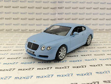 VOITURE BENTLEY CONTINENTAL GT DREAM CARS DE AGOSTINI 1/43 EME NEUF SOUS BLISTER