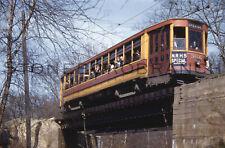 Original Grey Mount slide- WB Rys. #356 Hanover Line with SPECIAL; 4/20/1941