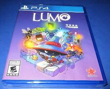 Lumo Sony PlayStation 4 - PS4 - *Factory Sealed! *Free Shipping!
