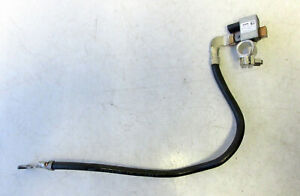 Genuine Used BMW Negative IBS Battery Cable for R56 R55 R57 R58 - 7616199