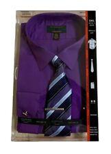 Colours Alexander Julian Nwt Mens 5 Pcs Set Button Dress Shirt 2XL 18-18.5 34/35