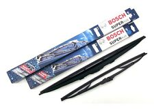 Bosch Front Window Windscreen Wiper Blades With D/S Spoiler 21S/20 (PE1413)