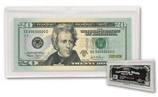 BCW Deluxe Currency Slab - Regular Bill (#CS09)