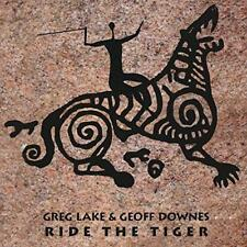 Greg Lake And Geoff Downes - Ride The Tiger (NEW CD)