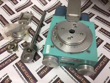 Huber 423 Base 2-Circle Goniometer 423-10009 w/ 2 motorized slo-syn motors