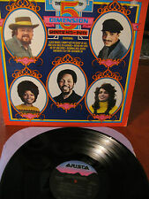 the FIFTH DIMENSION-  greatest hits on earth - LP- Arista - U.S.A.