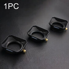 Practical Square Shape Accessories Retro Style Lens Hood Shade New