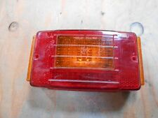 ULO 254 20 25420 TAIL LIGHT GLASS  HERCULES KTM PUCH ZUNDAPP KREIDLER