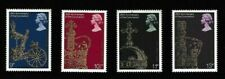 1978 SG1058-62 ANNIVERSARY of CORONATION FULL SET 4 STAMPS VF MNH WITH ORIG GUM