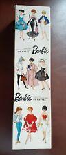 Vintage Barbie Platinum Bubblecut Box