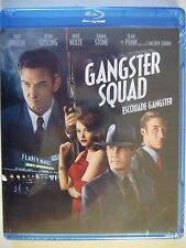 NEW/SEALED - Gangster Squad (Blu-ray/DVD 2 Disc Set, 2013, Canadian)