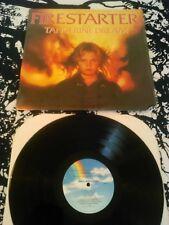 TANGERINE DREAM - FIRESTARTER O.S.T LP EX!!! IN SHRINK / ORIGINAL U.S MCA