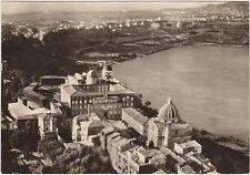 CASTEL GANDOLFO - PALAZZO PONTIFICIO E CHIESA DEL BERNINI - LAGO (ROMA) 1950
